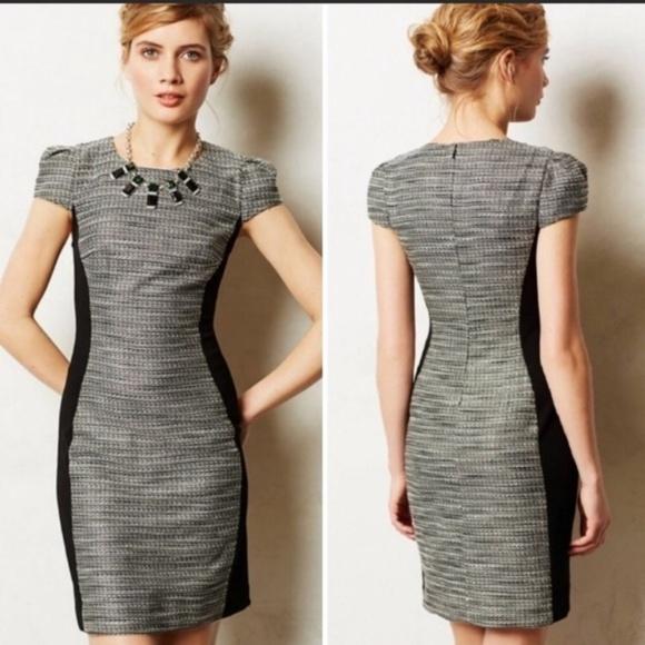 Anthropologie Dresses & Skirts - ANTHROPOLOGIE Moulinette Soeurs Hourglass Dress 0